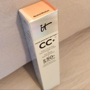 It CC+ Full coverage cream
